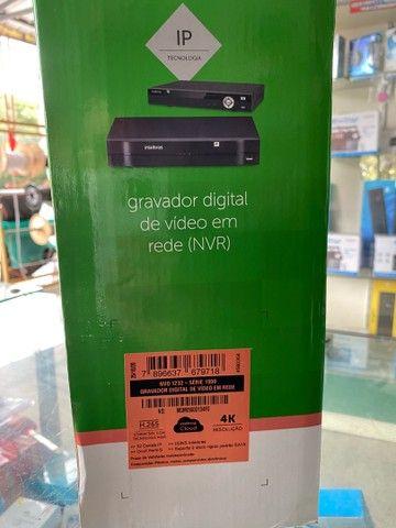 Gravador Digital NVD 1232 Intelbras - Foto 4