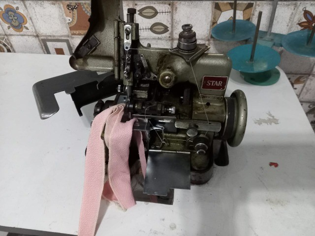Máquina Overlock semi-industrial - Foto 3