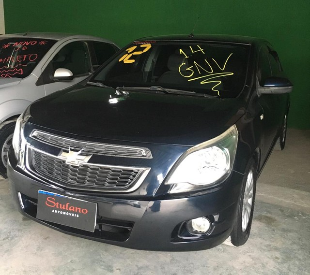 Chevrolet Cobalt LTZ 1.4 8V (GNV)