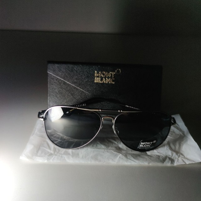 Óculos De Sol MONT BLANC AVIADOR