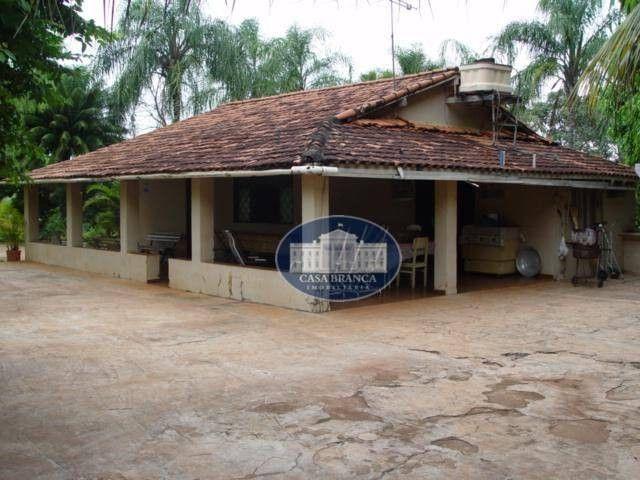 Chácara com 2 dormitórios à venda, 5920 m² por R$ 330.000,00 - Chácaras Arco-Íris - Araçat - Foto 3