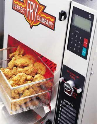 Fritadeira profissional perfect fry - Foto 2
