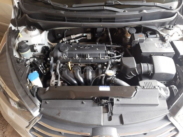 HB20S 1.6 automático 2018 troco impecável 37 mil km - Foto 3