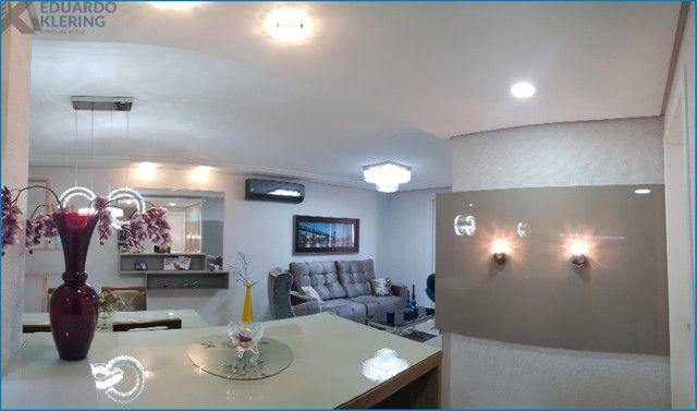 Apartamento Alto Padrão, 3 dormitórios, 2 banheiros, sacada, churrasqueira, Esteio - Foto 4