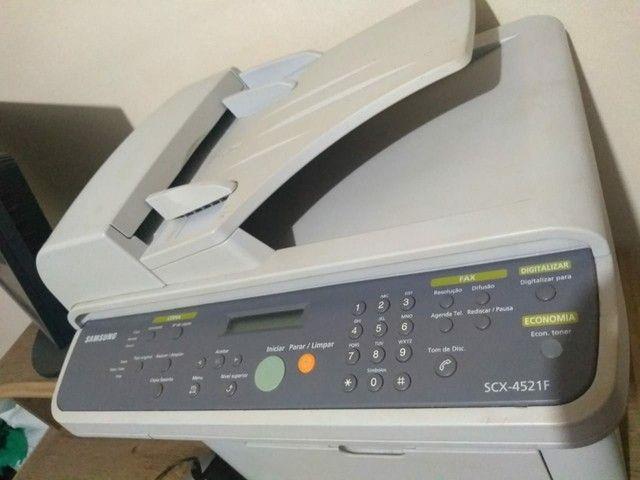 Impressora sansung nunca usada - Foto 2