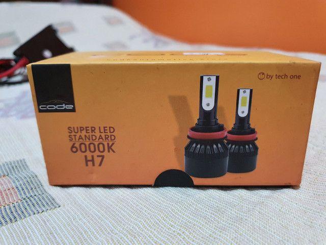 Super led H7 *Par* - Foto 4