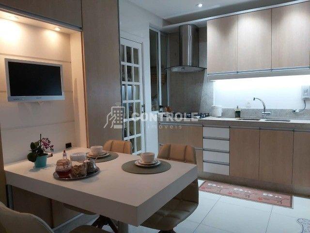 (RR) Apartamento 03 dormitórios, sendo 01 suite, no bairro Balneário, Florianópolis. - Foto 5