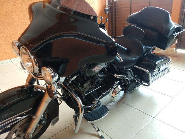 Harley Davidson electra glide clássic 2008 - Foto 6