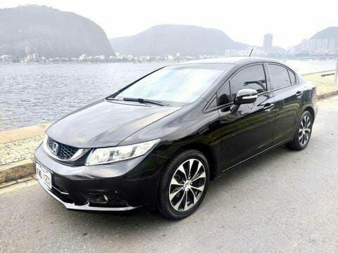 Honda Civic sedan LXR  - Foto 2