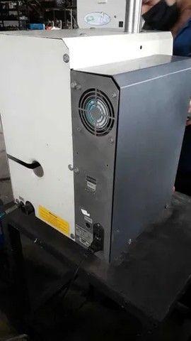 Máquina Crimpar Terminal De Fio Schleuniger Stripcrimp 750 - Foto 4