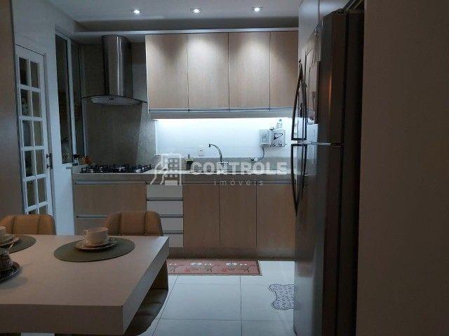 (RR) Apartamento 03 dormitórios, sendo 01 suite, no bairro Balneário, Florianópolis. - Foto 3