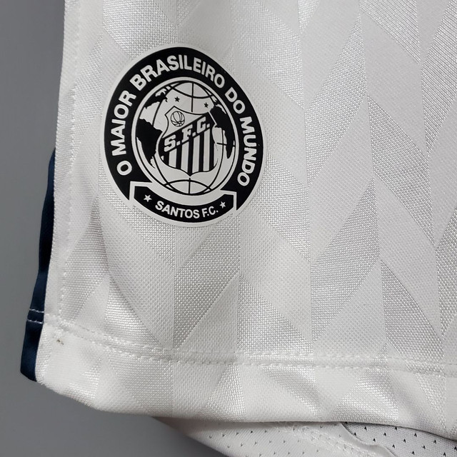 Camisa do Santos branca - Foto 5