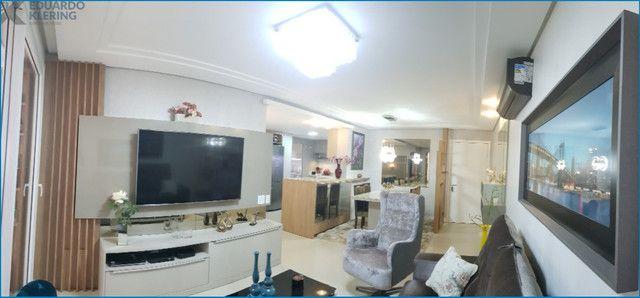 Apartamento Alto Padrão, 3 dormitórios, 2 banheiros, sacada, churrasqueira, Esteio - Foto 2