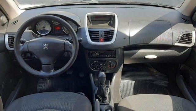 Peugeot 207 Sed. Passion XR Sport 1.4 Flex 8V 4p - 2012 - Foto 8