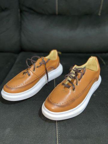 Tênis Sneaker Tam 40  - Foto 5