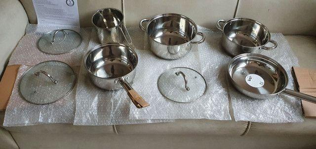 Conjunto de Panelas (La Cuisine) - Foto 3