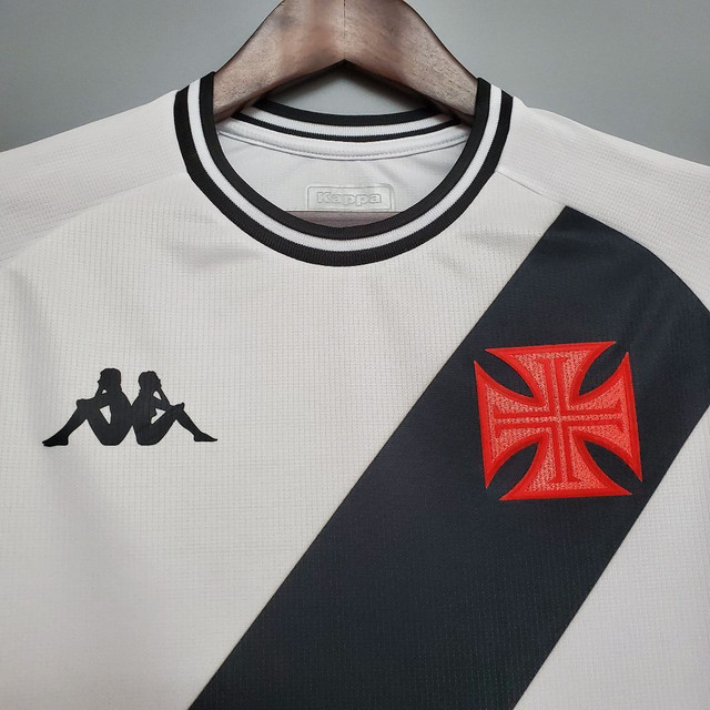 Camisa do Vasco da Gama branca - Foto 2