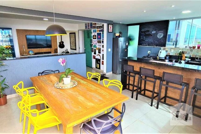 Apartamento à venda com 3 dormitórios em Castelo, Belo horizonte cod:324725 - Foto 16