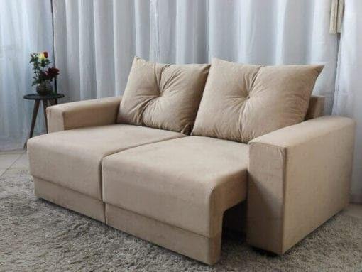 Leve agora sofá retratil - na promoçãooooooo!!! * - Foto 2