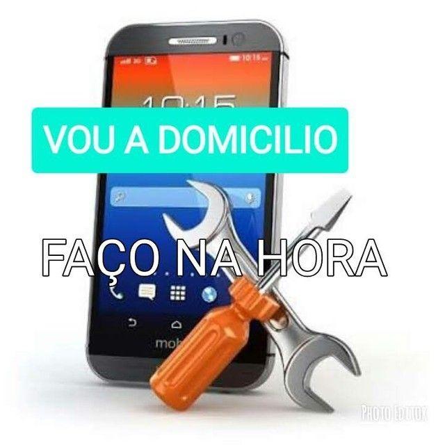 Conserto celular iPhone Samsung Motorola