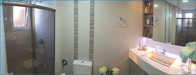 Apartamento Alto Padrão, 3 dormitórios, 2 banheiros, sacada, churrasqueira, Esteio - Foto 16