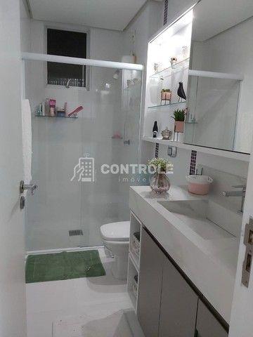(RR) Apartamento 03 dormitórios, sendo 01 suite, no bairro Balneário, Florianópolis. - Foto 14