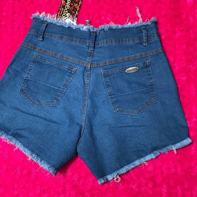 Shortinhos jeans 42 ao 46 - Foto 6
