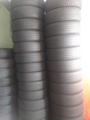 J.T Pneus borracharia pneu aro 15 195/65/15 a partir de r$ 70 - Foto 4