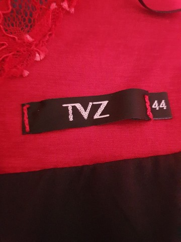 Vestido de Festa TVZ Vermelho - Foto 4