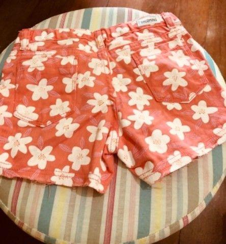 Short jeans florido  - Foto 2