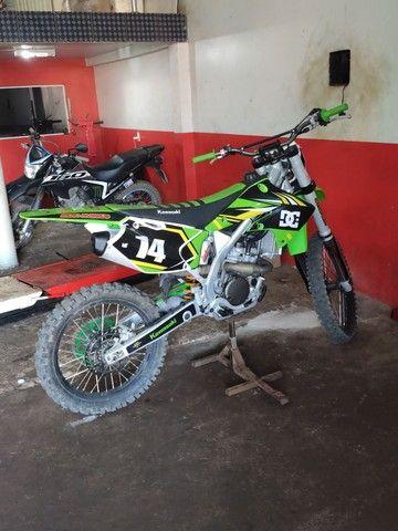 Kawasaki kx250f - Foto 4