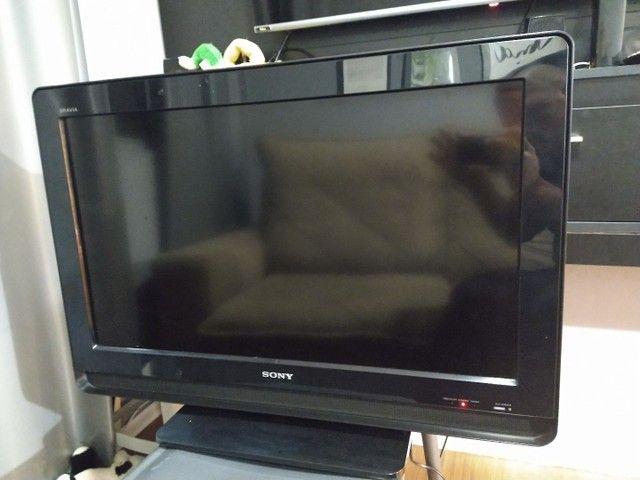 Tv Sony Bravia LCD 32 polegadas - Foto 3