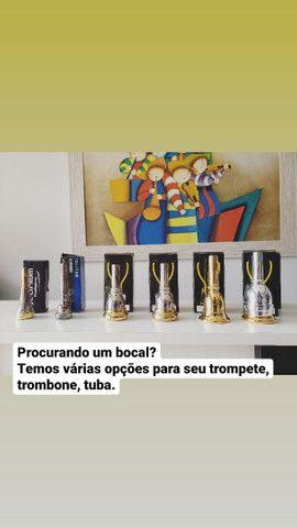 Bocais para Trompete, Trombone e Tuba - Foto 2