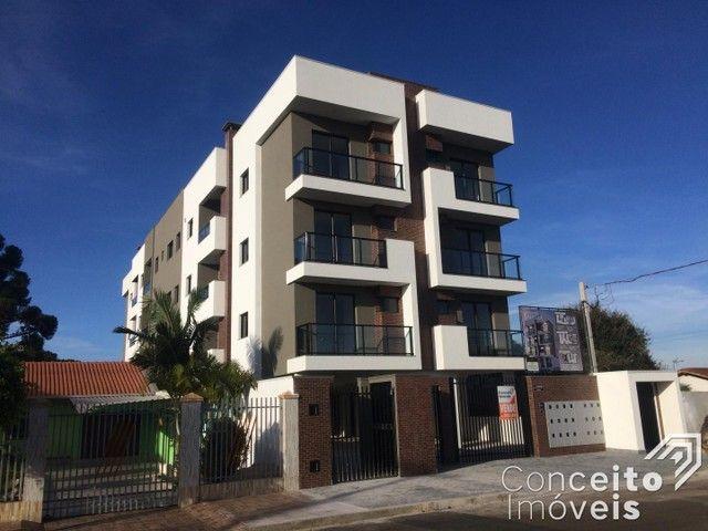 Apartamento à venda com 2 dormitórios em Jardim carvalho, Ponta grossa cod:392280.005 - Foto 3