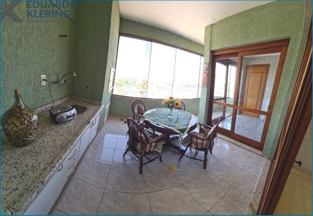 Duplex Horizontal mobiliado, 4 dormitórios, 2 suítes, 3 vagas, 230,40m², 14º andar - Foto 3
