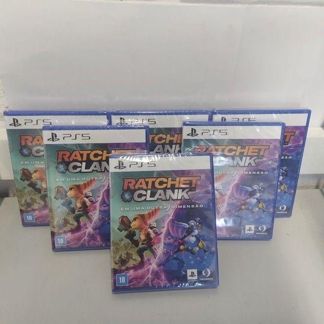 Ratchet & Clank : Em Outra Dimensão - Novo/Lacrado com NF  - PS5