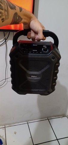 Caixa Acústica Philco Bluetooth PCX1100 100Wrms<br><br>