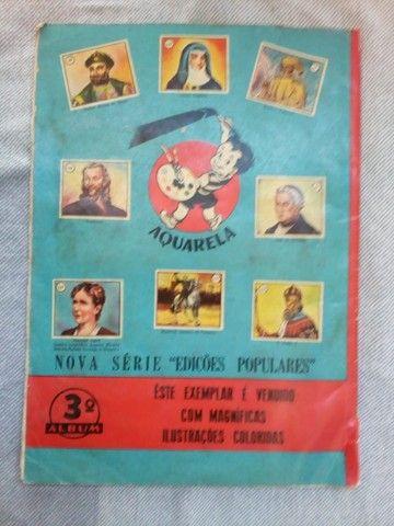 álbum de figurinhas História do Brasil anos 60 - edição 1966. Jabaquara - Foto 3