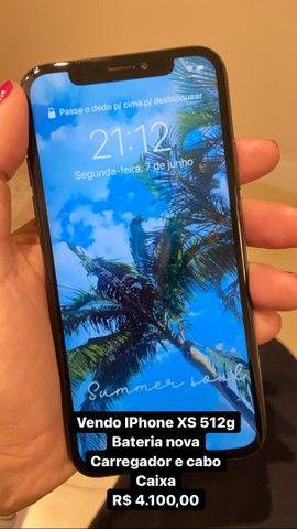 Vendo IPhone XS 512g