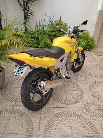 R$ 9.500 Honda/CBX 250 Twister - Foto 3