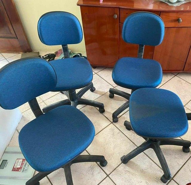 Compramos vendemos consertamos móveis de Escritórios escolares Seminovos - Foto 5