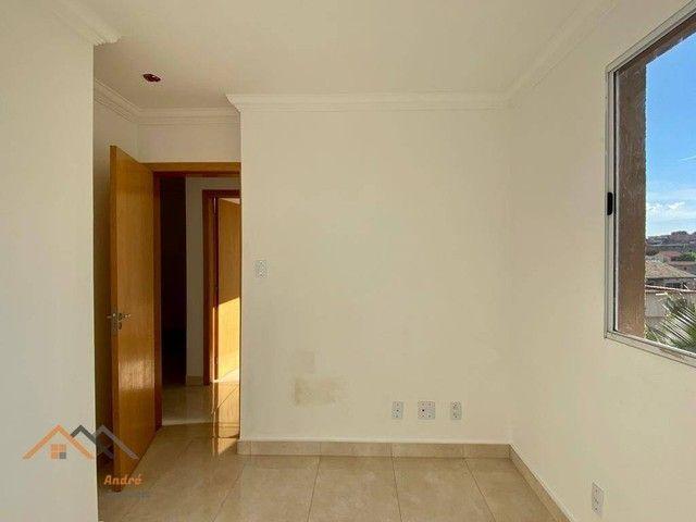 Apartamento com 2 quartos à venda, 45 m² por R$ 189.000 - Piratininga (Venda Nova) - Belo  - Foto 6