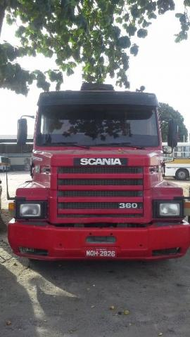 SCANIA T113 H 4X2 360 TOP LINE