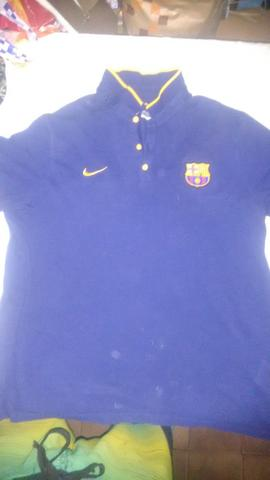 Blusa de time do barça