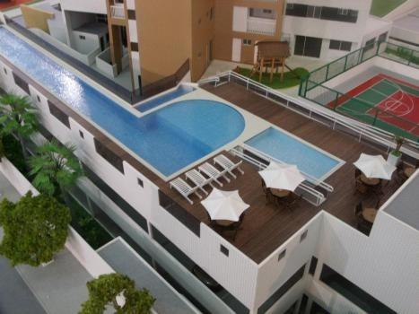 Residencial Sebastiano Ricci - 3 suites - 130m - Novo - Candelaria - Oportunidade