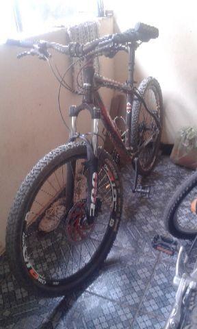 Bike de Ciclismo MTB