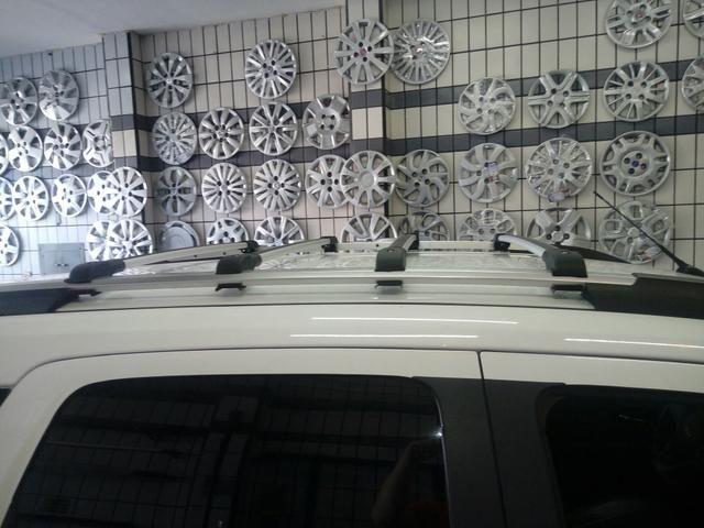 Rack Travessa Teto Chevrolet Spin - Foto 2