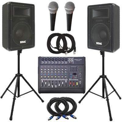 Locação de som para eventos - Adonai Eventos