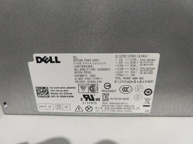 Fonte 460w Original Computador Gamer Dell Inspiron 5675 D-50
