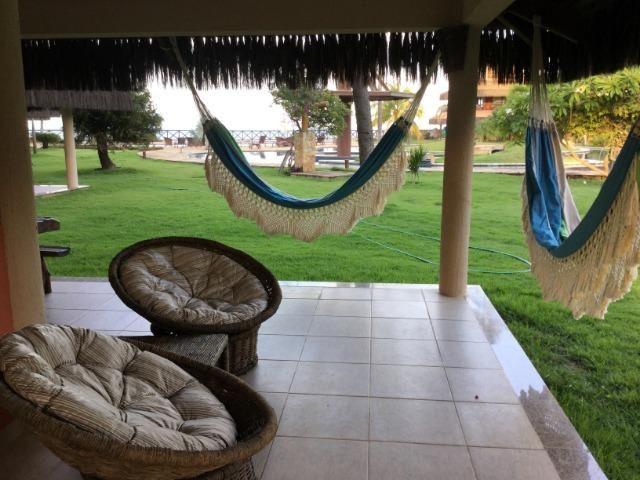Lindo apartamento de 84 m2 de frente para o mar no Cumbuco - Foto 12